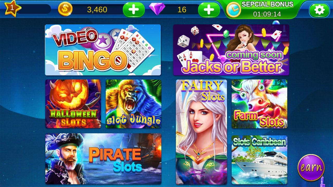 slot machine is an example of